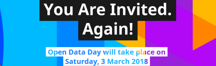 Open Data Day 3.3.2018